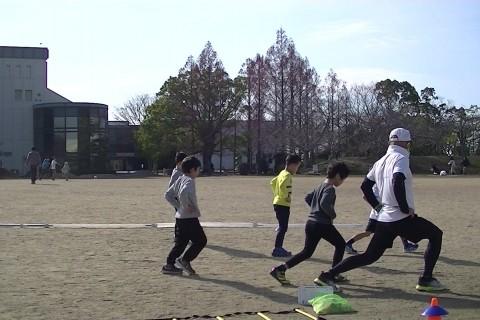 【明石:大久保会場】2021春キッズ走り方教室 主催:サムズアップランニングクラブ