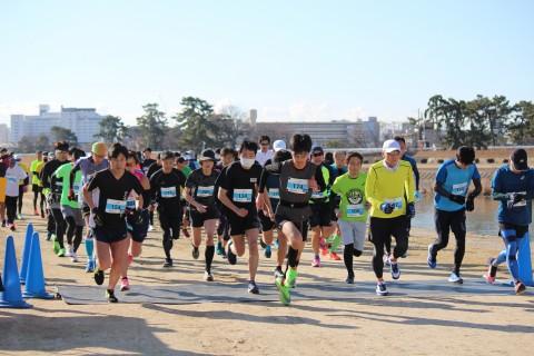第2回武庫川マラソン