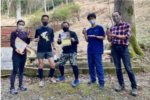 丸太の森トレイルサーキット2.1 トレラン大会