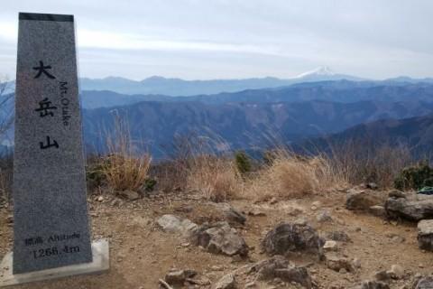 Saturday Morning Run(大岳山トレイルラン)