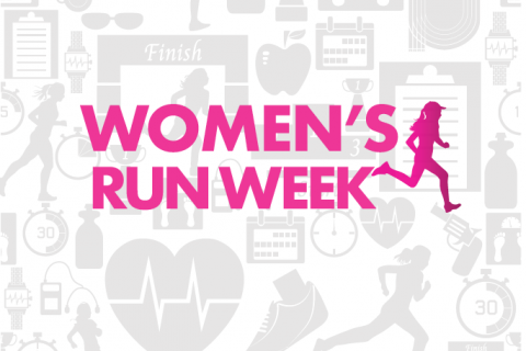 Women's Run Week in KOBE