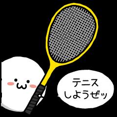 ソフトテニスクラブ コスモス会員募集