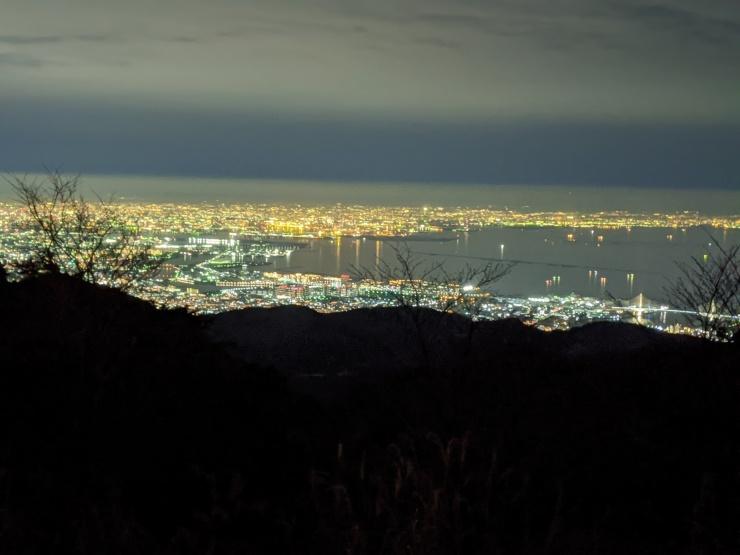 神戸六甲山