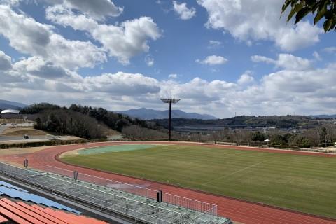 和歌山県 第2回 走る堂の陸上記録会 @ 橋本市運動公園