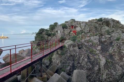 平戸島八十八ヶ所巡りジョグトリップ緑の道