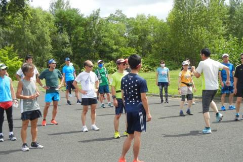 北海道マラソン教室2021前期