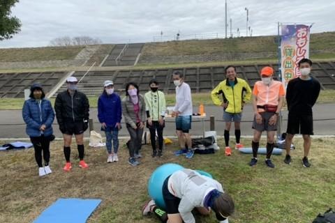 【4.18日曜】岐阜・沖コーチの成果を出すランニングセミナー〜 しなやかで強い胴回りを目指す〜