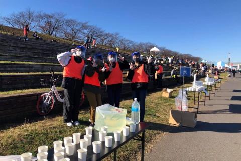 東京チャレンジマラソン ボランティア募集