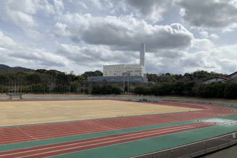 走る堂の陸上記録会 @ 山城総合運動公園陸上競技場