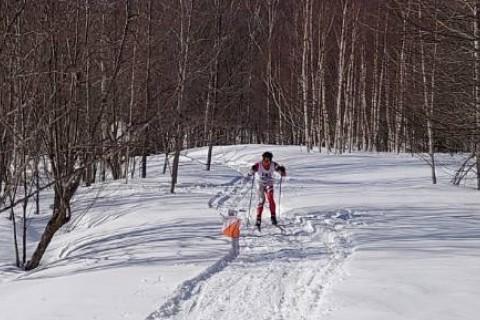 スキーオリエンテーリング2021初心者体験会 in 東川