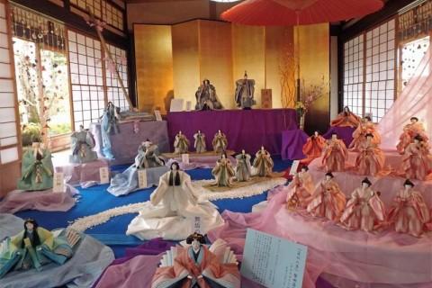 ≪ランde観光≫日本遺産[滋賀]伊庭の水路と五箇荘のひな人形!【レベル5】 観光ラン