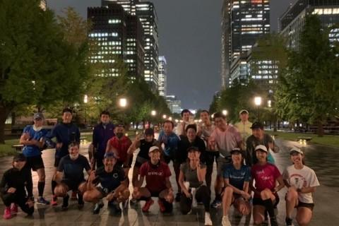 【森川千明主催イベント】C-Shine run@二重橋