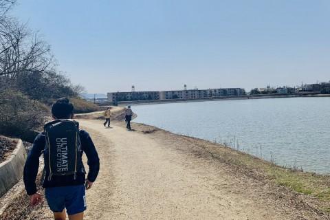 【4.24土曜】BE to KOBEラン☆神戸北区・つくはら湖ラン&バイク(クロストレーニング)