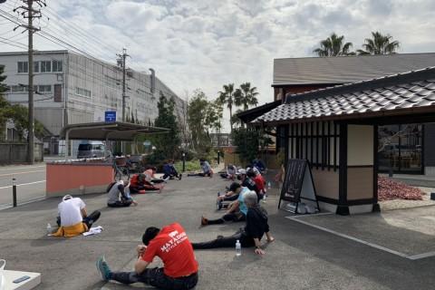 稲沢ぽかぽか温泉ランニングイベント