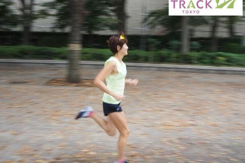 30km走(1km/5分20秒ペース)@皇居