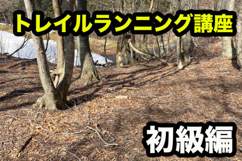 【1日でもOK】5/3〜5/5初級トレラン講座〜京都開催