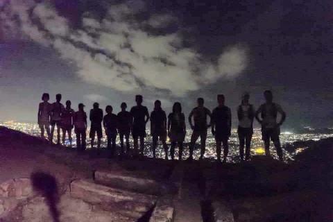 初めてのナイトトレイルラン ~夜の京都大文字山へ行こう~