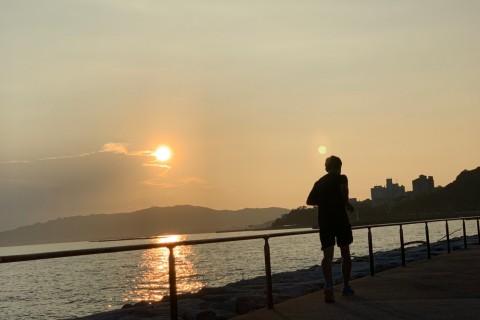 愛知県 第7回 サマーナイト!!夏の思い出ランニングをラグーナビーチで
