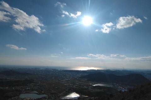 神の山力が宿る山!?・高御座山・沖コーチの高御座トレイルコースとハイキングコース