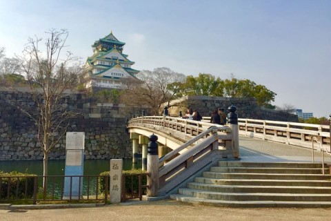 初夏の二都物語。京都二条城から大阪城へロングラン50キロ(33、22キロ)【サトウ練習会】