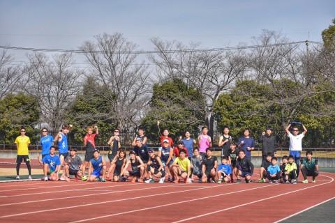 貸切1500mトライアル型SPC練習会in鴻巣