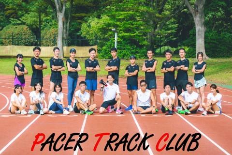 ラフィネイベント PACER TRACK CLUB 舎人公園陸上競技場 インターバル走
