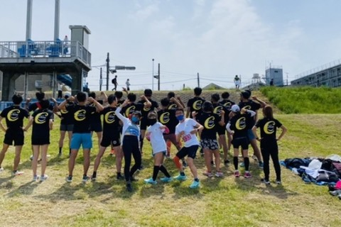 豊洲ハーフマラソンC-shineチーム