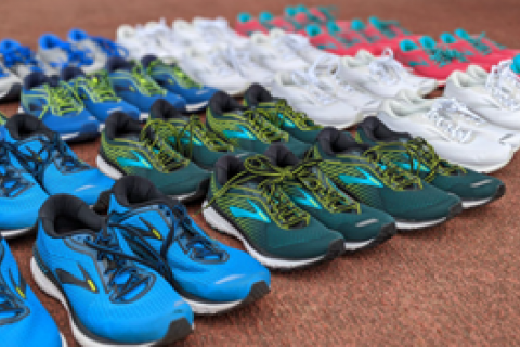 BROOKS「RUN HAPPY」イベント