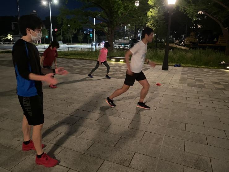 タバタ式トレーニングと100mダッシュで心肺能力を向上させよう
