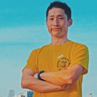 パーソナルランニングコーチ 赤山雄治