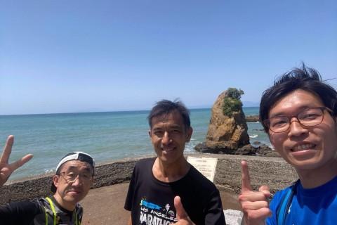三浦半島Mid Night70kmみちくさウルトラマラソン(プレ大会)