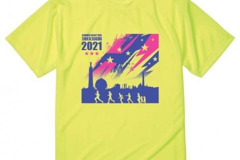 【Summer Night Run四日市】Tシャツ販売