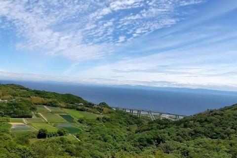 【TSS】比良山脈(蓬莱山~比叡山)トレイル