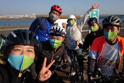 [BIKE・神奈川]ステレオタイフーンと行く 三浦半島満喫サイクリング