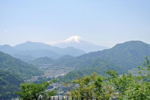 [富士山に行こう・山梨]富士山ガイドと行く講習付き登山 岩殿山