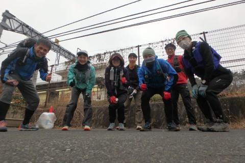 山歩き時々山走り 青梅 to 青梅 40k (第2回)