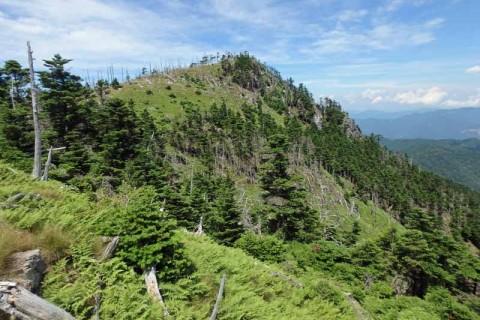 ≪ランde観光山学部≫[奈良]関西のてっぺん!大峰最高峰「八経ヶ岳」アタック【レベル6】トレイルラン