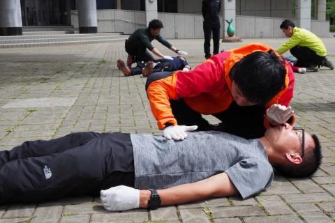 ☆オンライン開催☆【野外救命講習】トレイルランにおけるリスクマネジメントセミナー