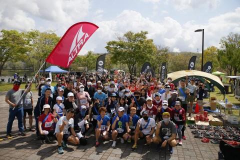 なかがわ水遊園 4Hリレーマラソン(42.195kmチャレンジ)