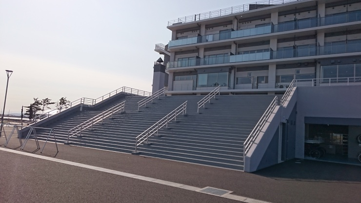 名取市サイクルスポーツセンター