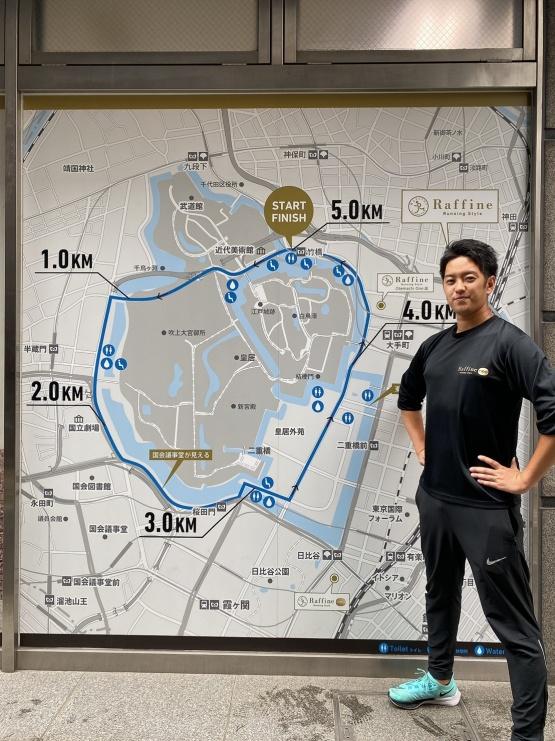 Tokyoマラニック30km・のんびりラン10/17(日)9:00~