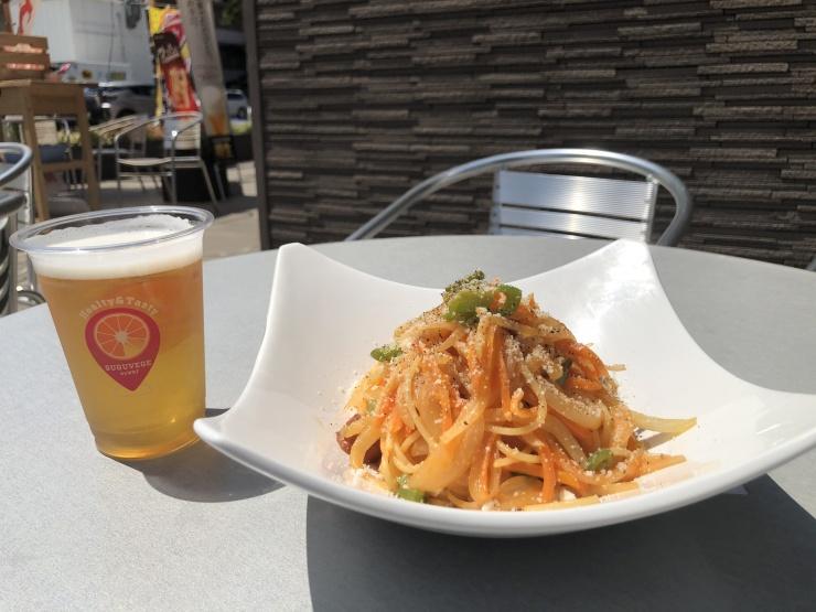 オリオンビール・ホテルシェフの料理付き!
