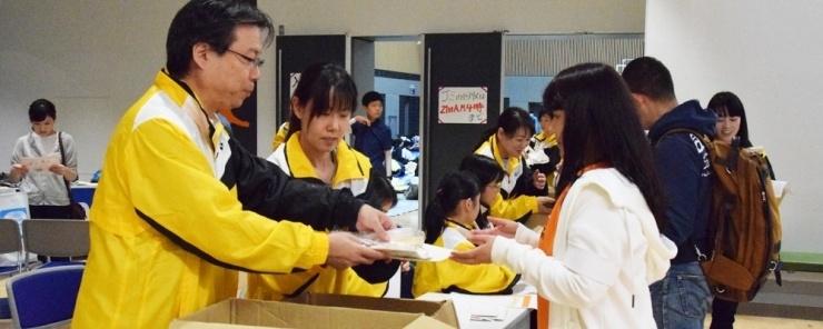第13回「文の京 20km駅伝・10kmマラソン大会」ボランティア
