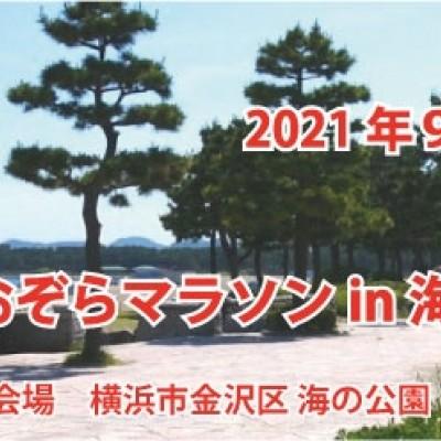 第2回 横浜あおぞらマラソンin海の公園