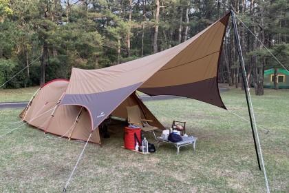 屋久島キャンプ3days
