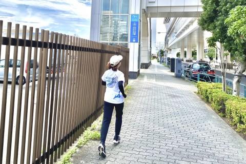 [RUN・東京]一から始めるフルマラソン FunRun練習会 スカイツリーラン