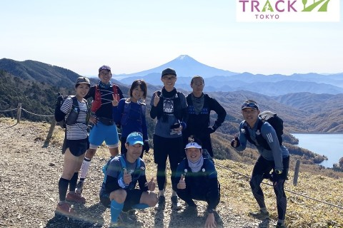 TRACK TOKYOトレイルランニング部練習会【土日中上級】