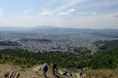 京都一周トレイル4分割マラニックその1「東山編」