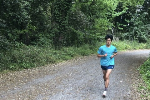 30kプチトレイルランin狭山湖
