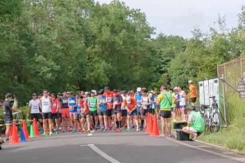 広島県 第3回 夏の終わりの中央森林公園マラソン